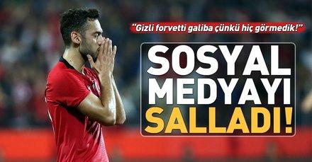 Hakan Çalhanoğlu sosyal medyayı salladı!
