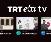 EBA TV canlı yayın izle! İlkokul, ortaokul, lise frekans ayarları
