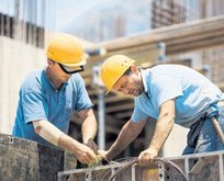 Ücretli çalışan arttı