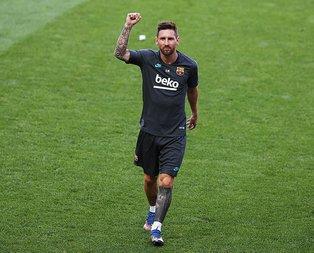 Manchester City'den Messi'ye çılgın teklif