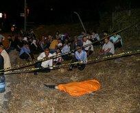 İstanbul'da korkunç kaza! Arızalı aracından inince...