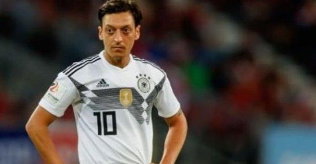 Almanyada Mesut Özil şoku