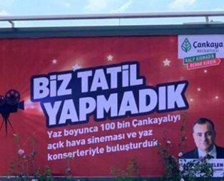 CHP'li Başkan, İmamoğlu'nun tatillerini tiye alınca...