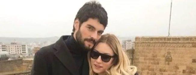 Hercai dizisinin Miran Aslanbey'i Akın Akınözü'nün sevgilisi Sandra Pesmacial şaşırttı!