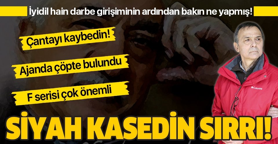 Son dakika: Korgeneral Metin İyidil darbe girişiminin ardından Fetullah Gülen'in kitabını yırtıp çöpe atmış!