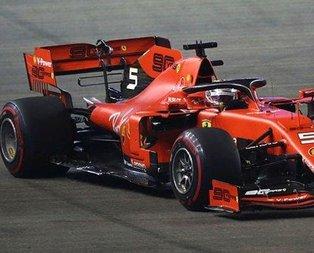 F1'de sezonun ilk zaferini aldı