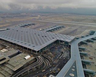 Havalimanına akıllı hizmet