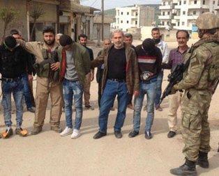 Muhtarlar ve halk 18 teröristi teslim etti