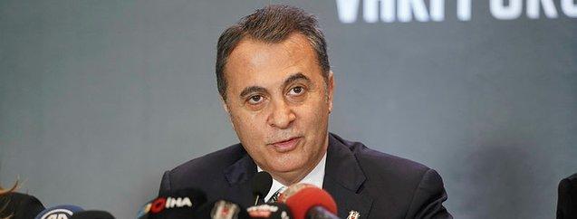 Beşiktaş Başkanı Fikret Orman açıkladı 'Şenol Hoca kölemiz değil'