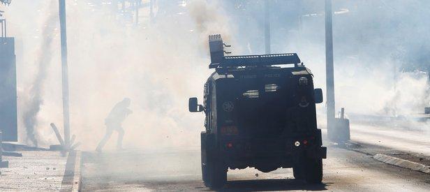 İşgalci İsrail askerleri ateş açtı