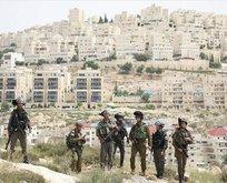 Siyonist İsrail harekete geçti!