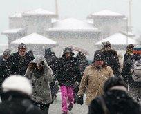 Meteoroloji'den son dakika hava durumu raporu