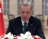Erdoğan'dan İklim Liderler Zirvesi'nde önemli açıklamalar