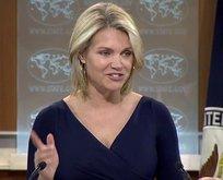 ABD Dışişlerinden Afrin açıklaması!
