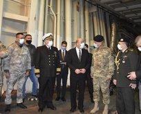 TSK'dan Lübnan ordusuna büyük destek