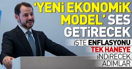 Yeni Ekonomik Model ses getirecek