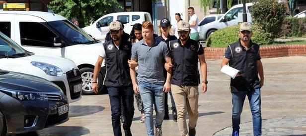 Terör örgütü şüphelisi 1 İngiliz ve 2 Bulgara gözaltı
