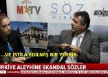 KKTC'de Türkiye aleyhinde skandal sözler!
