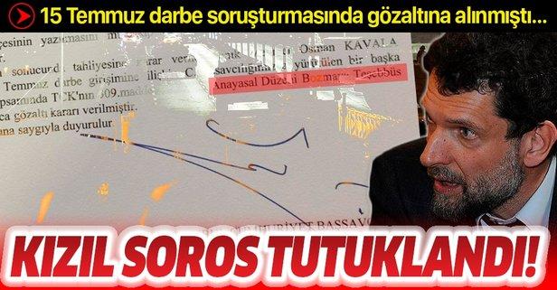 Osman Kavala'yla ilgili flaş gelişme