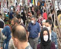 İstanbul'da pes dedirten görüntü! Adım atacak yer kalmadı