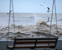 Doğu Karadeniz için son dakika fırtına uyarısı
