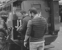 İstanbul'un göbeği Şişli'de bıçaklı saldırı!