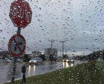 Meteoroloji'den 10 il için yağış uyarısı!