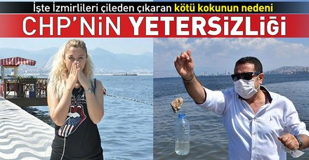 İzmir'deki kokunun nedeni belli oldu! İşte bilimsel sonuç