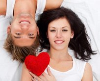 Aşka çilek gücü