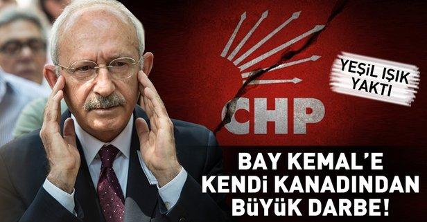 CHPden flaş kurultay açıklaması