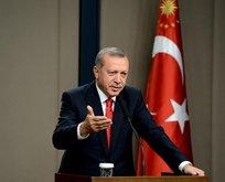 Erdoğan'dan flaş taşeron açıklaması!