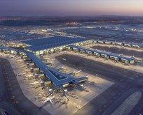 Koronaya rağmen İstanbul Havalimanı Avrupa'da 1. oldu