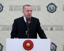 Erdoğan'dan MİT'in 'KALE'sinden  dünyaya net mesaj!