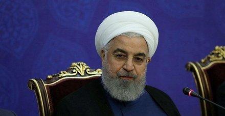 Ruhani'den ABD'ye mesaj: İran daima galip çıkmıştır