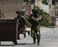 İsrail zulmü sürüyor! Tam 17 Filistinli...