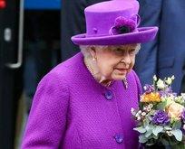 Kraliçe aşı vurdurdu