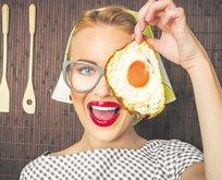 Obeziteye yumurta kırın!