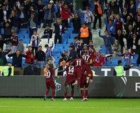 Trabzon fırtına gibi esti