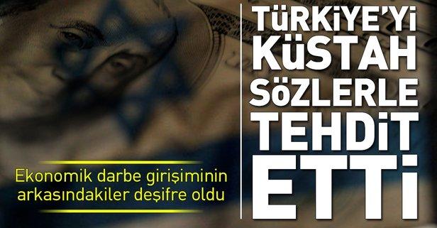 Israilli Akademisyenden Türkiyeye Dolar Tehdidi Takvim 28 Mayıs