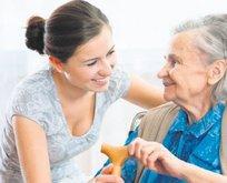 Yaşlıya çifte destek