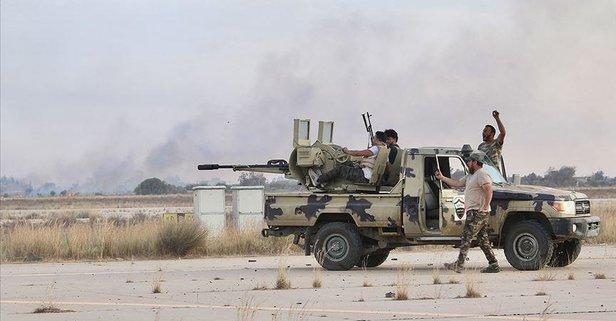 Libya'da Hafter'e bir darbe daha!