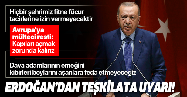 Başkan Erdoğan'dan önemli açıklamalar