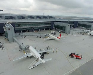 Havalimanı açılışa hazır