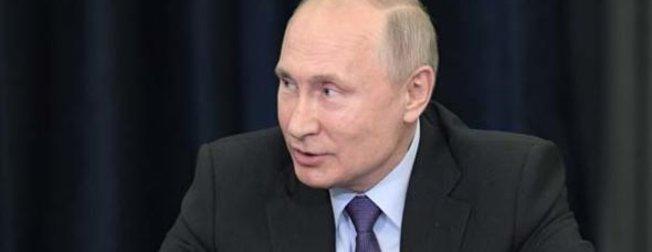 Rusya Devlet Başkanı Putin hakkında şok iddia! İkiz bebek babası mı oldu?