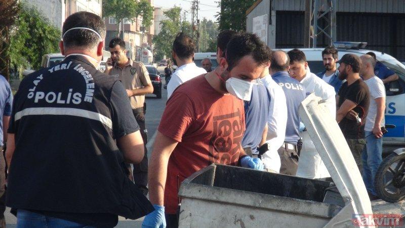 Hatay'da çöpte yeni doğmuş bebek cesedi bulundu