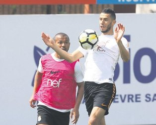 Feghouli yine kulübede Belhanda dönüyor