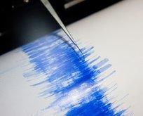 Asya ülkesinde deprem