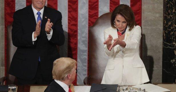ABD Temsilciler Meclisi Başkanı Nancy Pelosi'den Trump plânı: Kendisiyle  tartışarak davranışlarını meşrulaştırmazdım - Takvim