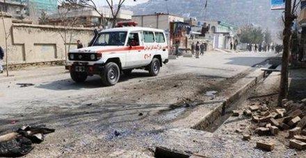 Afganistan'da yol kenarına yerleştirilen bomba patladı: Ölü ve yaralılar var