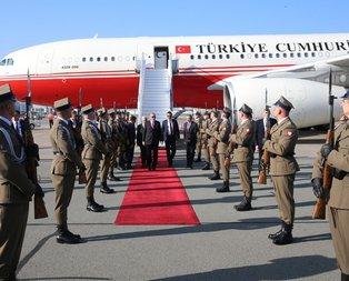 Cumhurbaşkanı Erdoğan Polonyada!